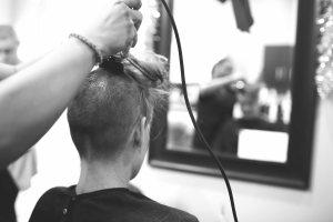 Bald Head 061 BW